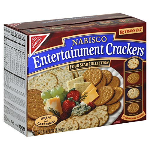 Nabisco Entertainment Crackers, 40 (Entertainment Crackers)
