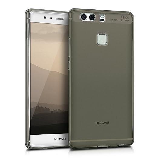 8 opinioni per kwmobile Cover per Huawei P9 Plus- Custodia in silicone TPU- Back case