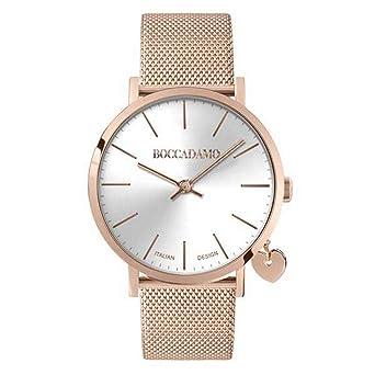 952772f7b1dc Boccadamo Time Mya Collection MY018 - Reloj para mujer