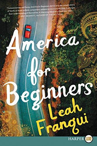 Book Cover: America for Beginners: A Novel