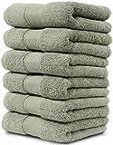 6 Piece Hand Towel Set. 2017
