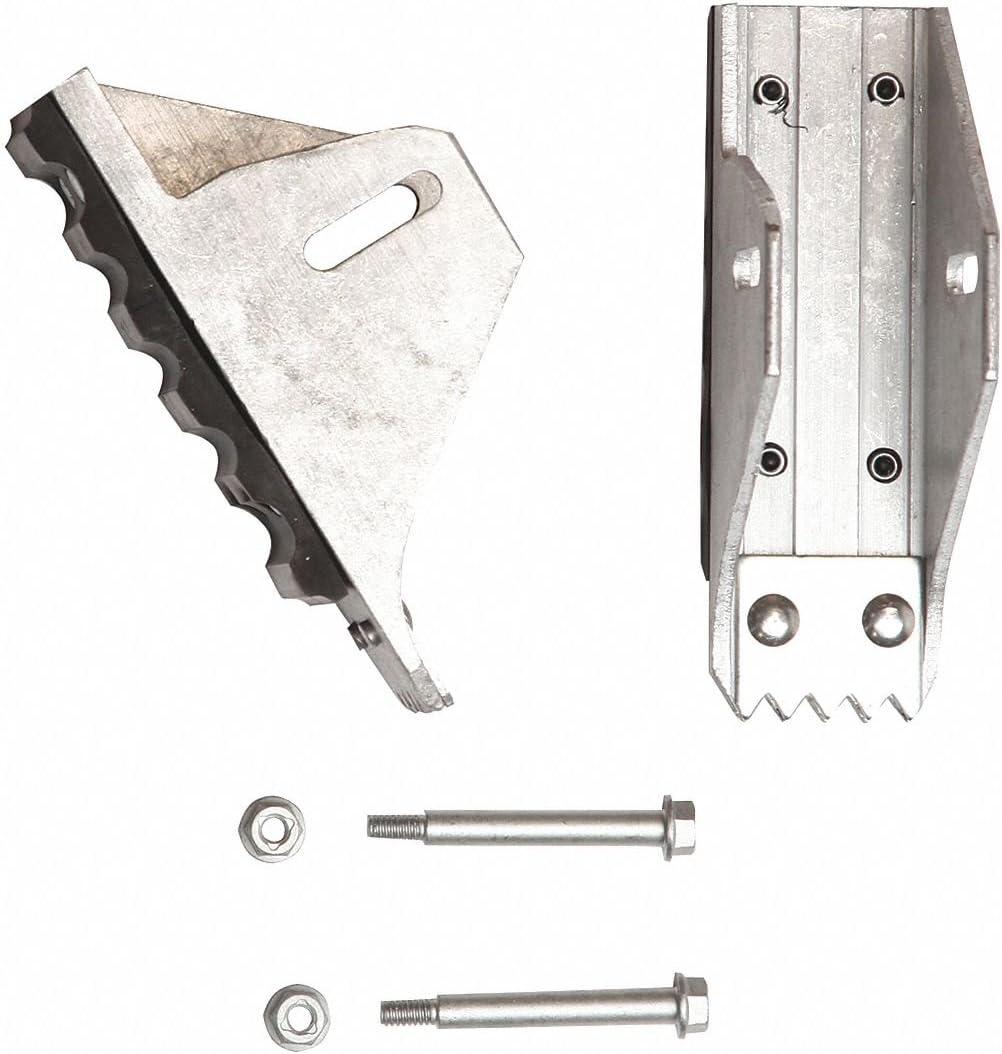 Werner 26 – 5 escalera de extensión repuesto zapatos: Amazon.es: Bricolaje y herramientas
