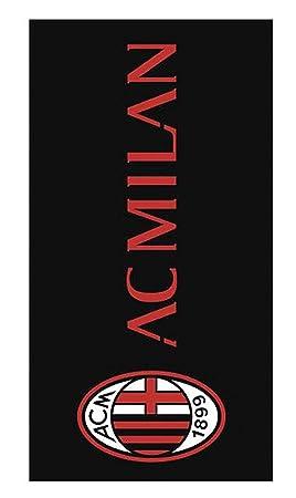 Toalla Playa Milan 90 x 170 cm Oficial AC Milan Fútbol: Amazon.es: Jardín