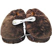 Waroomss calcetín de calefacción eléctrica USB, 1par