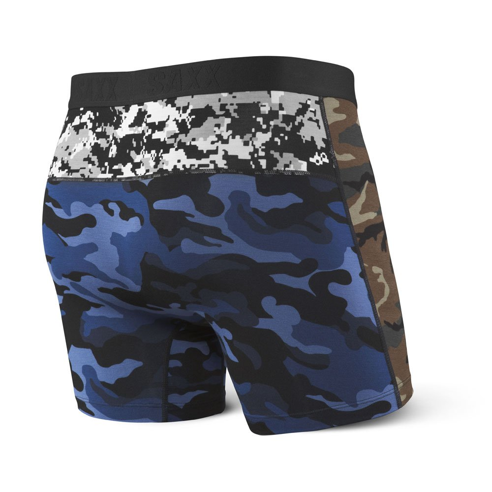 SAXX x Kevin Love Mens Modern Fit Boxer Brief Underwear Multi-Color XL: Amazon.es: Ropa y accesorios