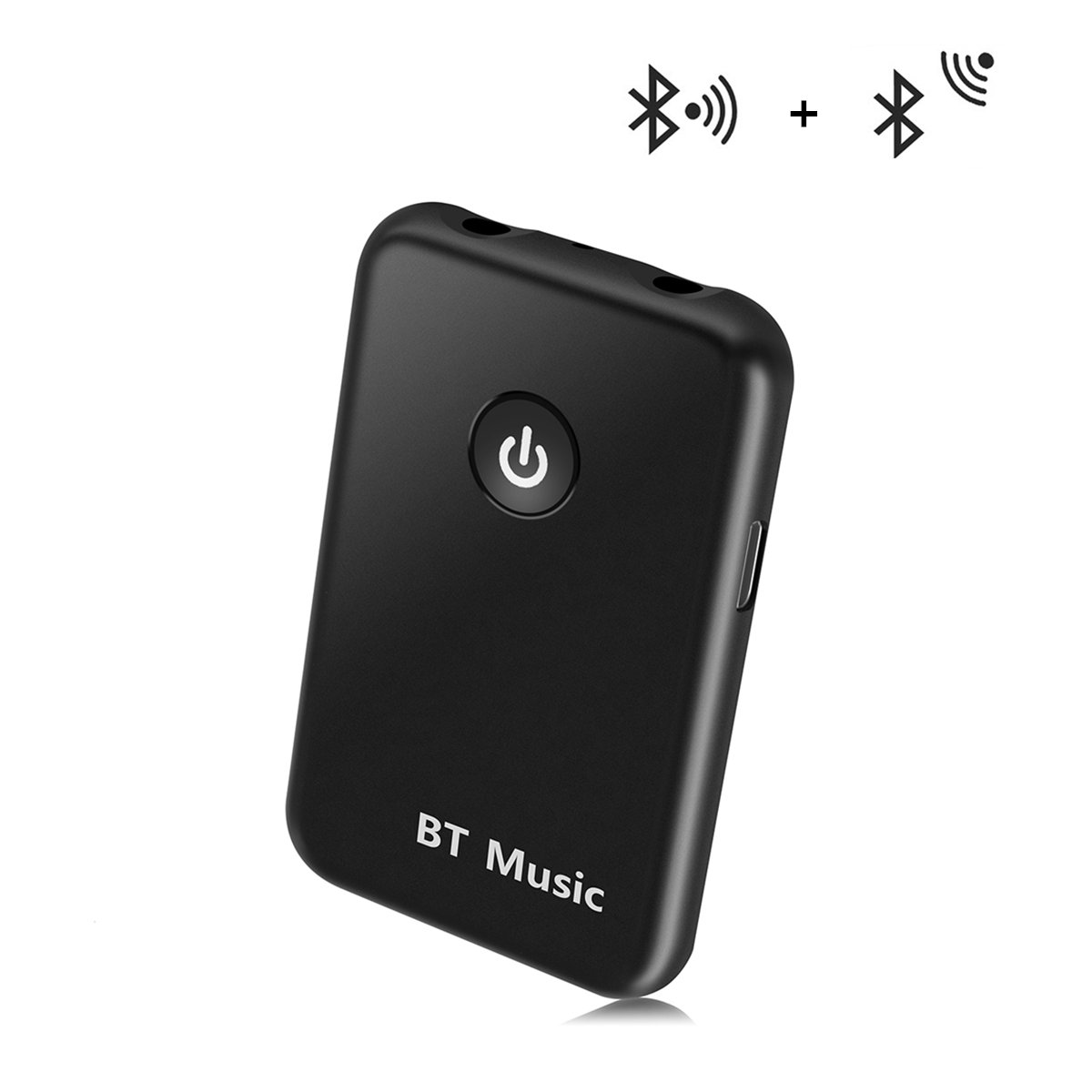 Bluetooth Transmitter/Receiver,2-in-1 Wireless 3.5mm Audio Adapter for TV/Home Sound System/Car Stereo System,by FIRSTELEC