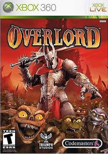 Overlord - Xbox 360 by Codemasters