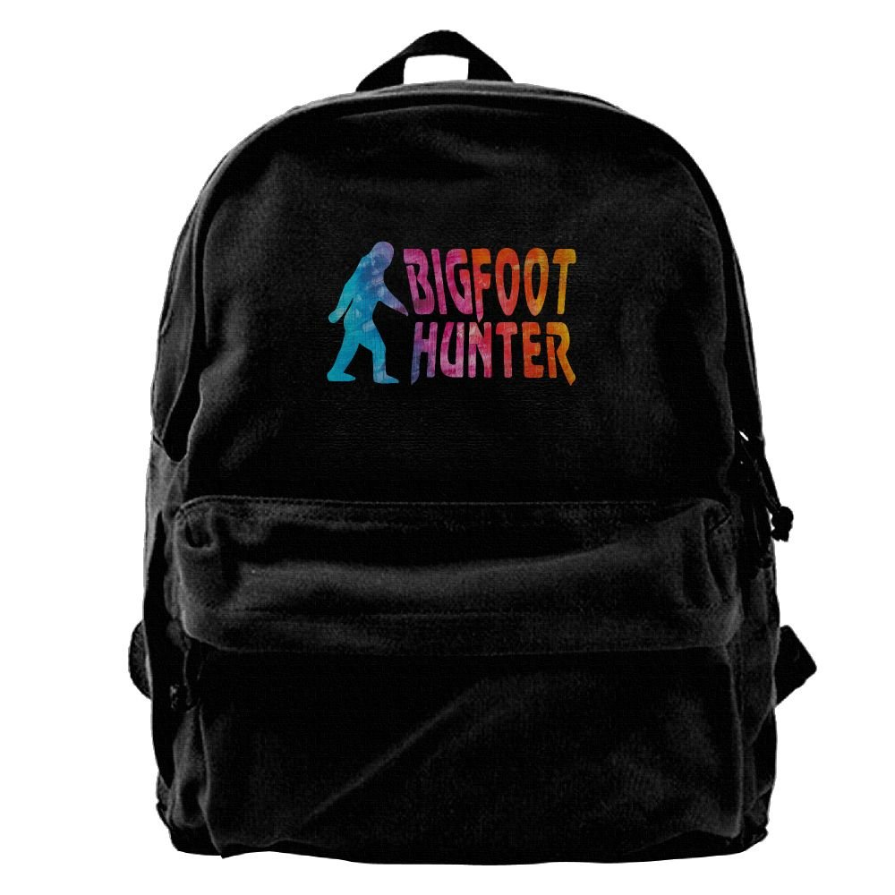 Choson OUTDOOR_RECREATION_PRODUCT One Size Watercolor Bigfoot Hunter B077HY9DVN