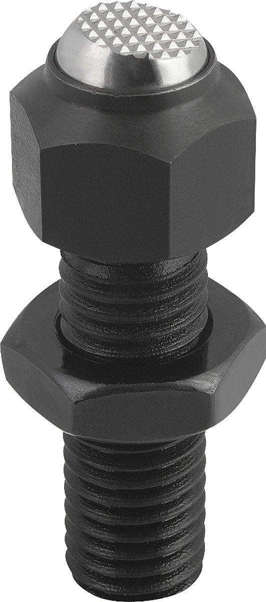 Rocker Cushion–Pendant: F Steel, Adjustable,: steel–Length: 35mm, 1piece k0287.312