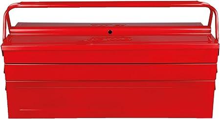 KS Tools 999.0125 - Caja de herramientas (metálica, 5 ...
