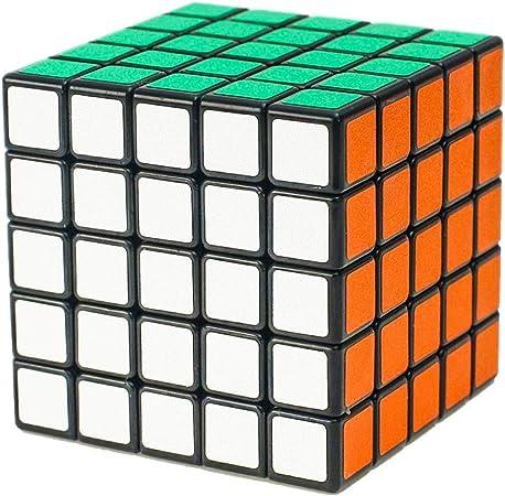 D ETERNAL ShengShou 5x5 High Speed Magic Rubiks Rubix Cube Puzzle Toys