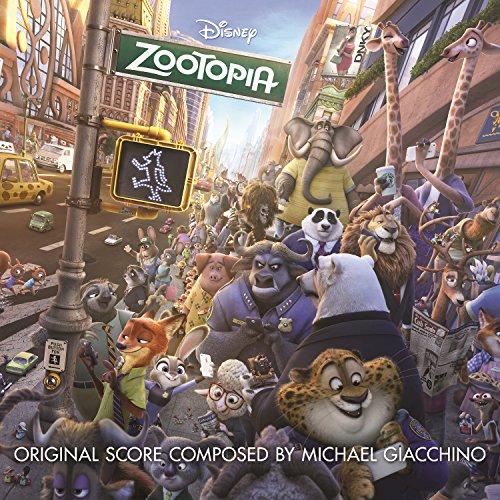 Zootopia (2016) Movie Soundtrack