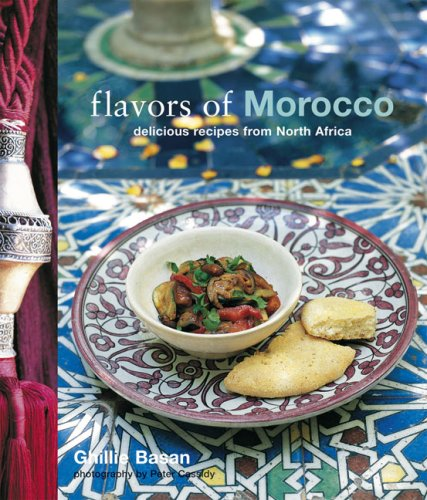 Flavors of morocco delicious recipes from north africa ghillie flavors of morocco delicious recipes from north africa ghillie basan peter cassidy 0694055011120 amazon books forumfinder Image collections