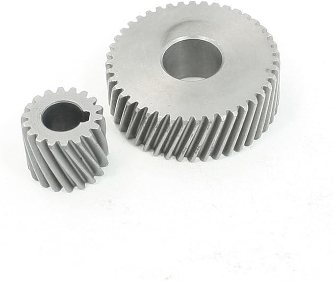 Sourcingmap a14060400ux0561-44t rueda de engranaje helicoidal espiral para makita 5900 sierra circular el/éctrica