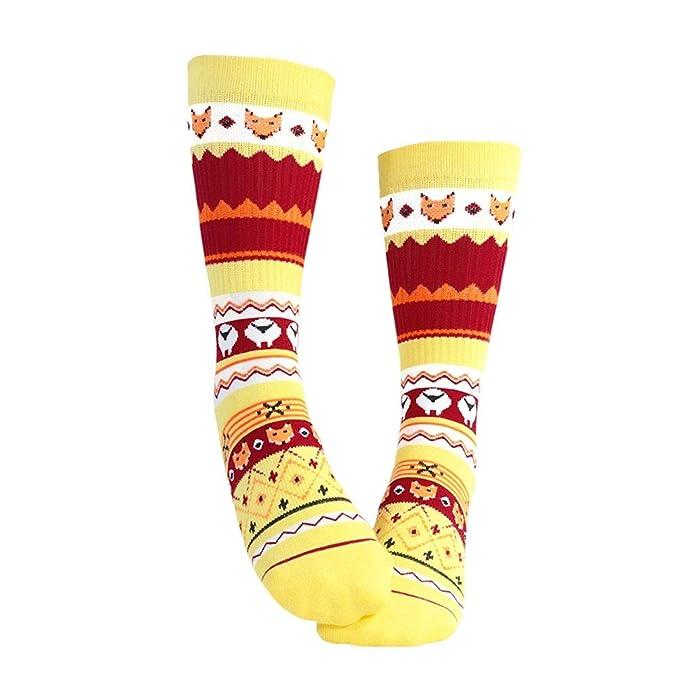 Calcetines Largos de Navidad para Hombres o Mujeres de Keep Warm in Winter, 77%