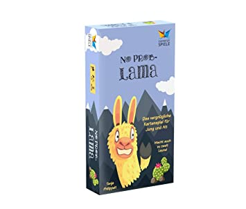 Star nberger Juegos 86047 - No Prob de Lama - vergnügliches ...
