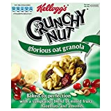 Kellogg's Crunchy Nut Glorious Oat Granola Fruit & Nut (380g) - Pack of 2