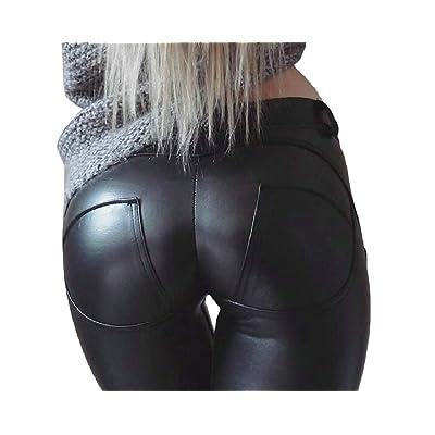 security - Leggings - para Mujer 4 US XL: Ropa y accesorios