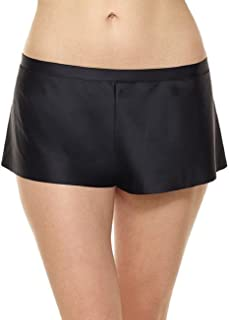 product image for commando Women's Luxe Satin Boxer - LS104
