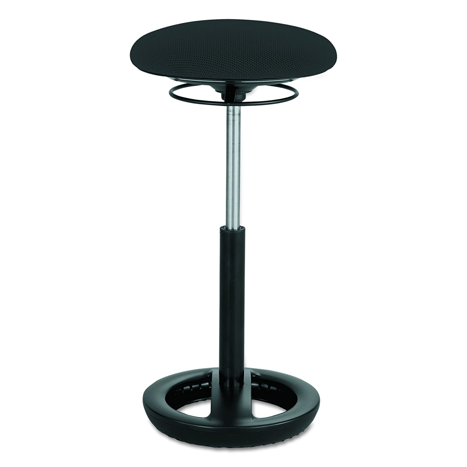 Safco Twixt Active Seating, Black