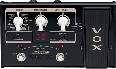 VOX StompLab 2G Multi Effects Pedal
