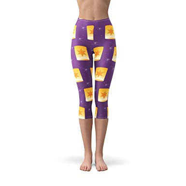 Amazon.com: Enredados lámparas flotantes Leggings de ...