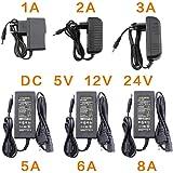 AC220 /DC 5V 6V 9V 12V 15V 24V Power Supply Adapter 1A 2A 3A 5A 6A 8A 220V to 12V Power Supply Adapter Factory Outlet Power Supply,10A