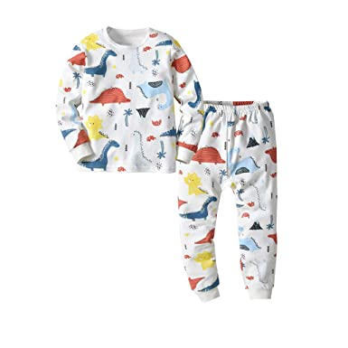 Amazon.com  G-Real Fashion Toddler Baby Girls Sheep Print Pajamas ... 0a6e3dc0a
