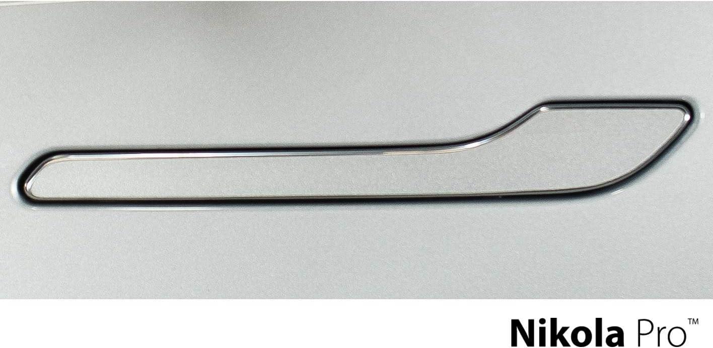 Gloss Red Nikola Pro Tesla Model 3 Door Handle Wrap Kit