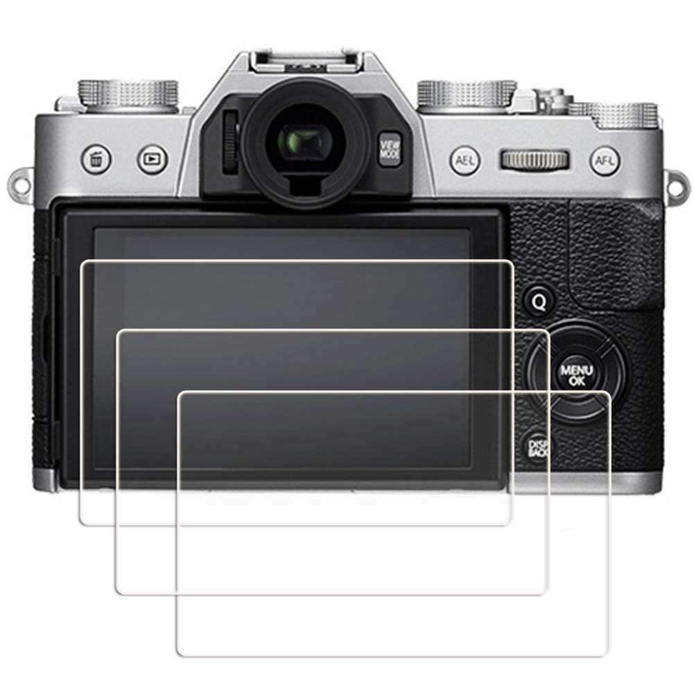 14-3 Glass Screen Protector Foils Compatible for Sony Alpha a6500 / a6400 Touchscreen