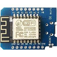 Ferrell D1 Mini - ESP8266 ESP12 NodeMcu Dev-Kit circuit WiFi WeMos pour Arduino