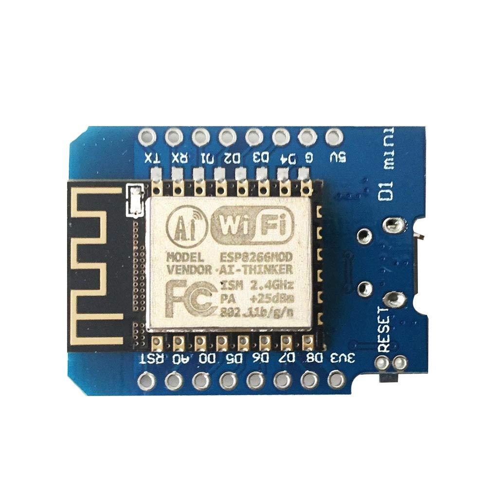 /Esp8266/ESP12/Nodemcu Dev-kit WiFi Modul Tableau Wemos pour Arduino Crewell D1/Mini/