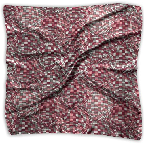 Liberty Of London Women's Silk Scarf Square Satin Headscarf Neck Head Handkerchief - Scarves Silk Liberty