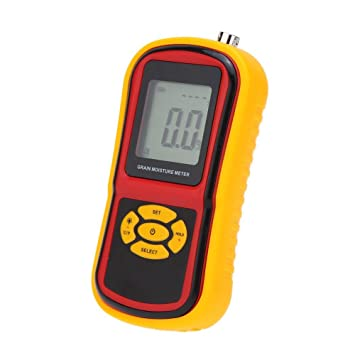 Feuchtigkeit Meter Analysatoren Smart Sensor Handheld Lcd Digitale Getreide Feuchtigkeit Meter Hygrometer Mit Mess Sonde Für Mais Weizen Reis Bean