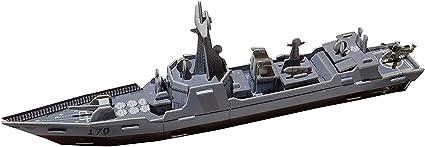 BM Masterfit 3D Puzzle Warship (32 Pieces)