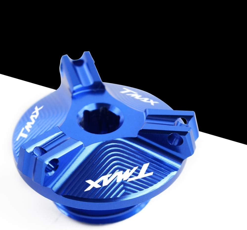 Vis-bouchon M20 x 2.5,carter dhuile Bouchon de vidange dhuile avec bague d/étanch/éit/é Pour Yamaha TMAX 530 2013-2016 TMAX 500 2008-2012