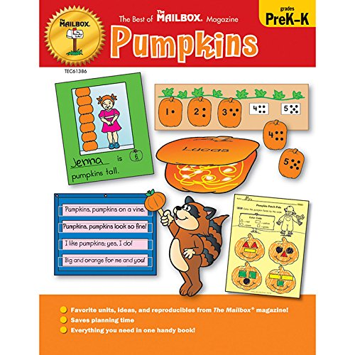 Pumpkins (PreK-K) (Theme Books) by The Mailbox Books Staff (2013-05-04)