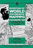 Inventory of World Topographic Mapping 9781858610344