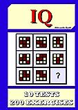 IQ - 10 tests, 200 exercises (English Edition)