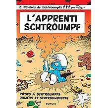Schtroumpfs 07  Apprenti Schtroumpf