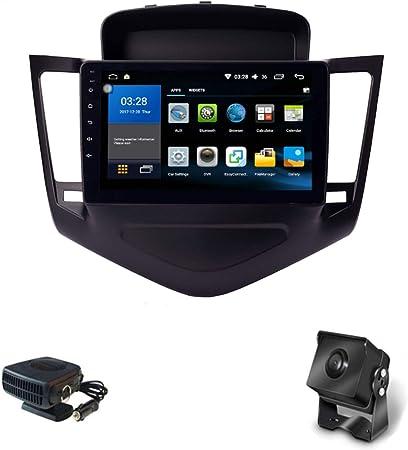 XMZWD Android 8.1 Navegación GPS Radio De Coche Pantalla Táctil De 9