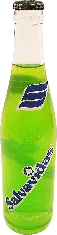 Salvavidas Lime Drink 12 oz - Refresco de Limon (Pack of 1)