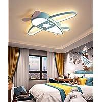 Vliegtuig Raket Plafondlamp Sterren Kinderverlichting Acryl Plafondlamp Verlichting Ultradunne LED Dimbare…