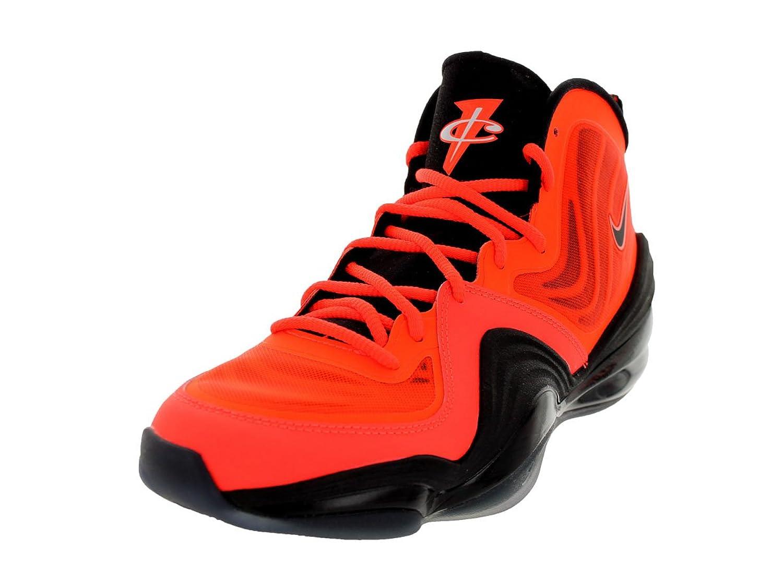 Total Crimson/Black - Men Nike Air Penny 5