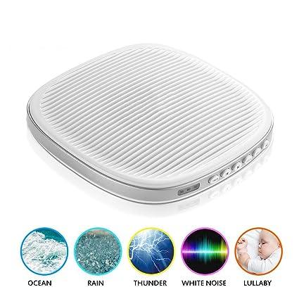 Amazon com: CRZJ White Noise Machine for Sleeping - Sleep