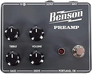 Benson Amps Preamp Pedal
