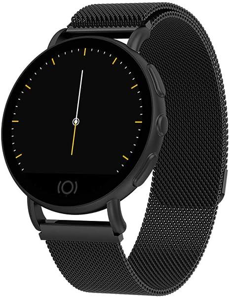 Amazon.com: Reloj inteligente T7 para mujer y hombre ...