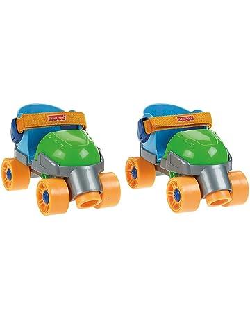 Fisher-Price - 1-2-3 - Patines de 4 ruedas para niños