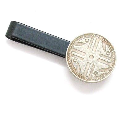 Nativo Americano Moneda Tie Bar Clip Tiebar tieclip Arte aborigen ...