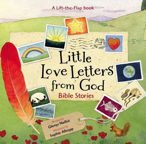 - Little Love Letters from God: Bible Stories by Glenys Nellist (2015-12-29)